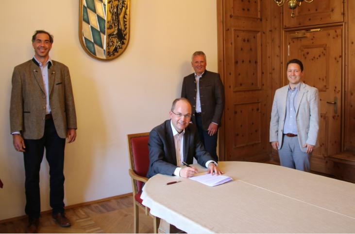 neuer Vorstand der Stadtwerke  Peter Fösel